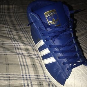 Adidas pro model high